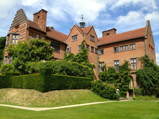 Chartwell: Winston Churchill's home in Kent