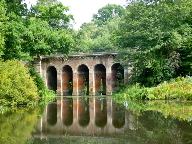 Viaduct Bridge in Hampstead Heath