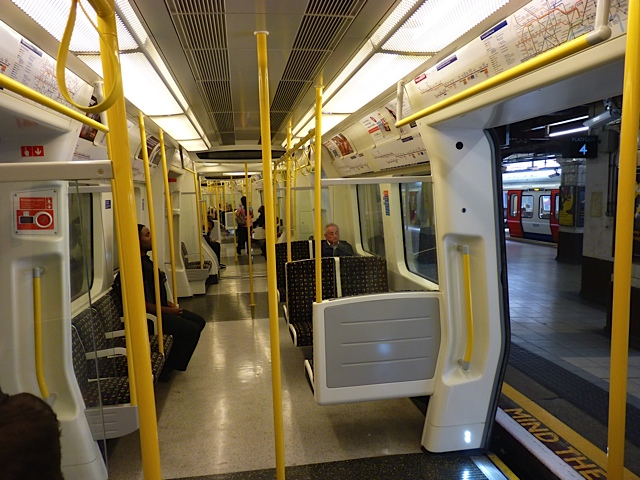 London Tube: A witness to efficient citywide transportation