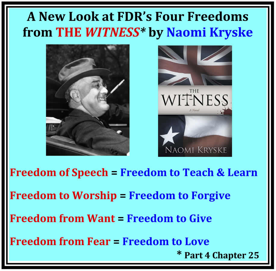 A New Look at FDR's Four Freedoms